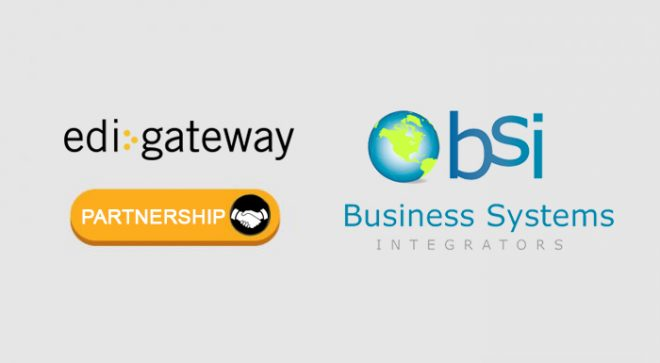 EDI Gateway annouces its partnership with Business Systems Integrators Inc