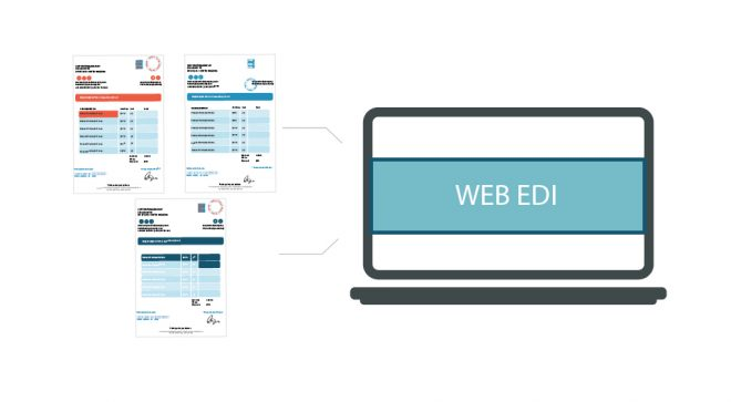Web EDI : interface d'échange de documents commerciaux en ligne