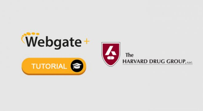 EDI video tutorials for Harvard Drug Group's retailers