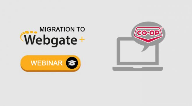 Federated Co-op vendors migration to Webgate+